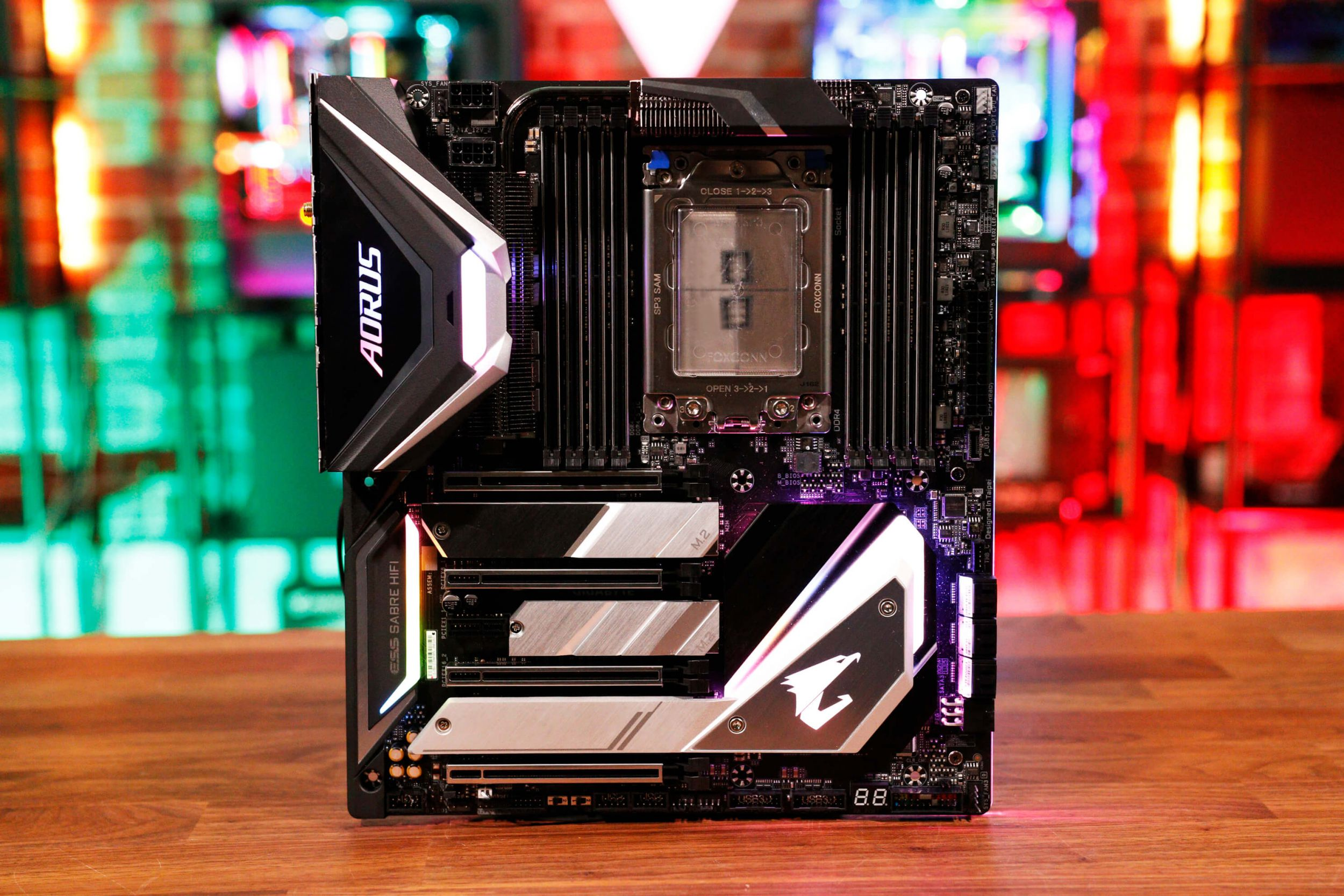 X399 AORUS XTREME outlook