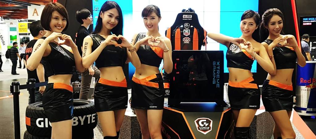 COMPUTEX 2016 Special Coverage: Beauties Edition