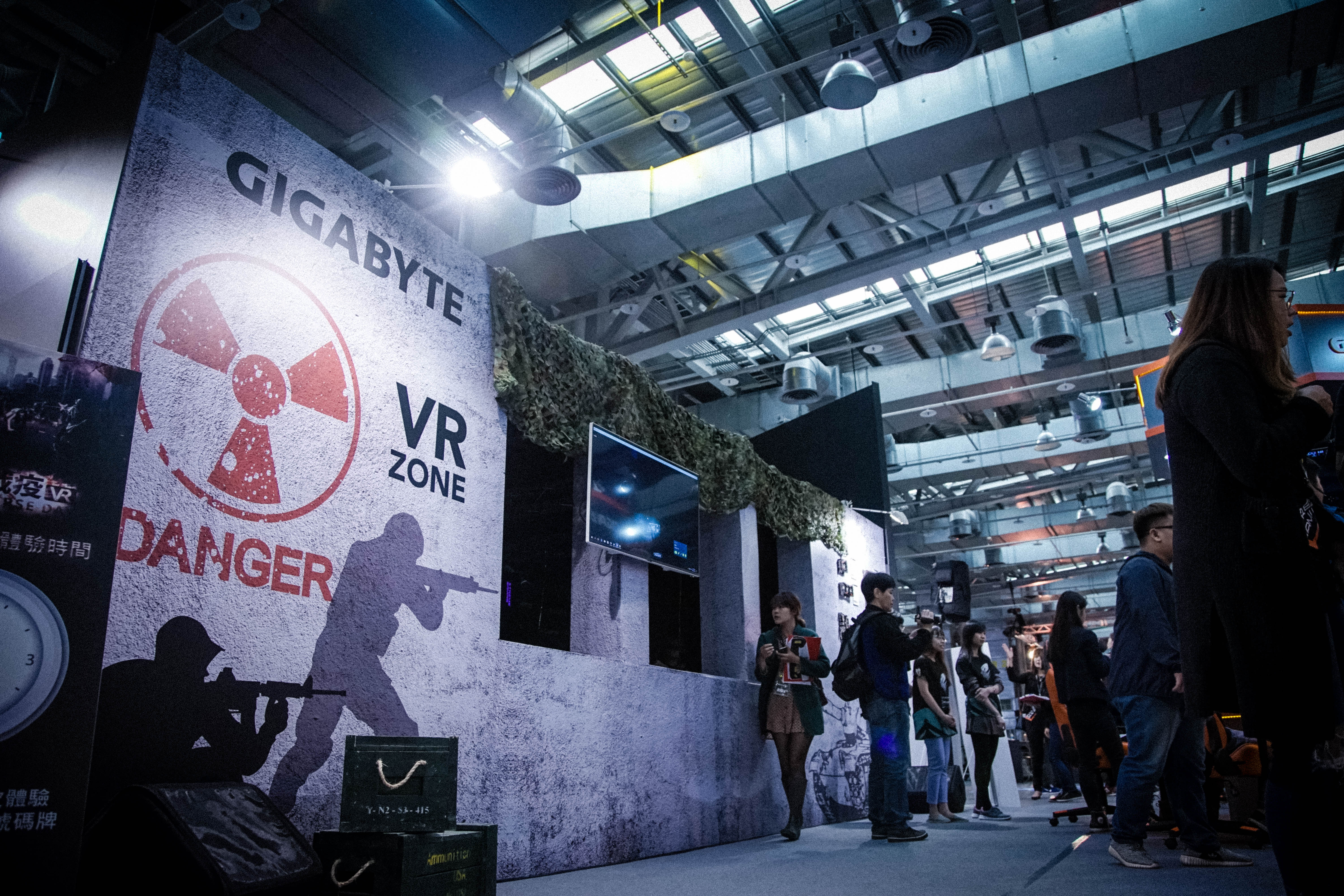 GIGABYTE@WirForce 2016 [Recap] - Day 1