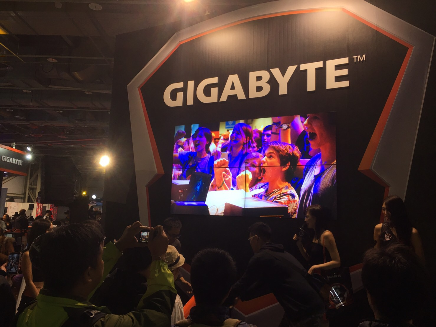 GIGABYTE@WirForce 2016 [Recap] - Day 2