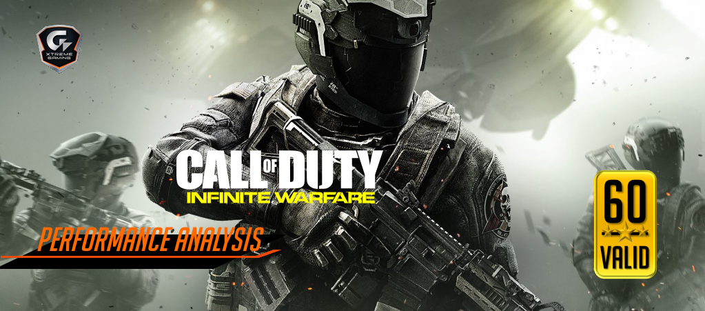 [AORUS Lab] Call of Duty: Infinite Warfare