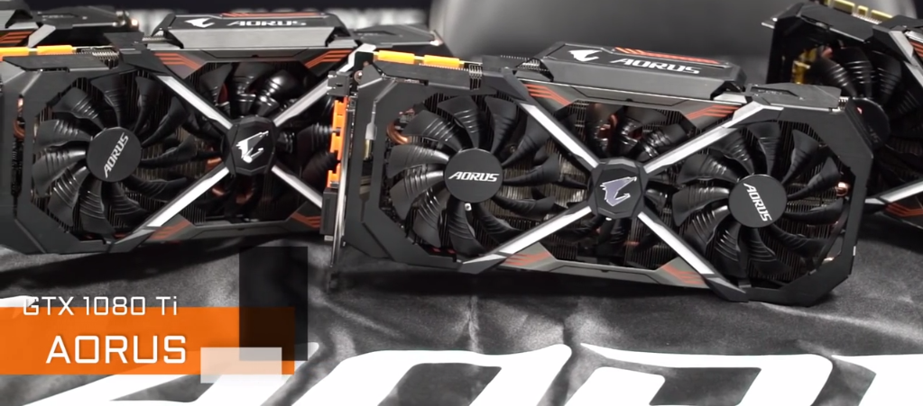 Meet the AORUS Graphics Card Family