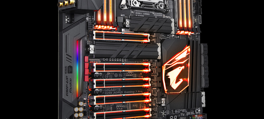 Tech Friday] M 2 Thermal Guards for NVMe SSDs | AORUS
