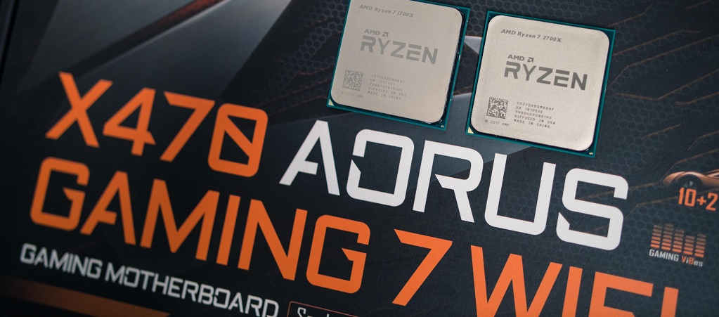 Making the Upgrade to AORUS X470 and Zen+