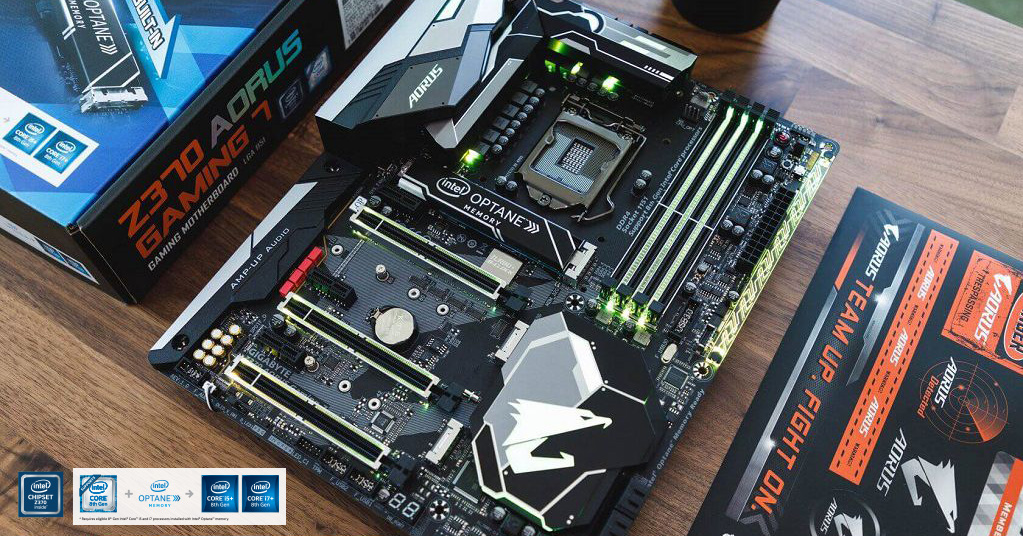 Get More For Less With The Z370 AORUS GAMING 7-OP | AORUS