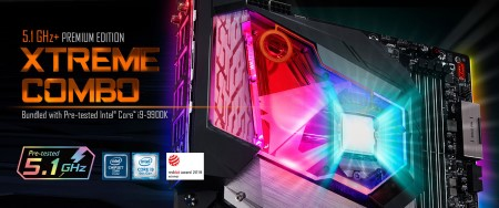 GIGABYTE Launches Z390 AORUS XTREME WATERFORCE 5G Premium Edition Bundle