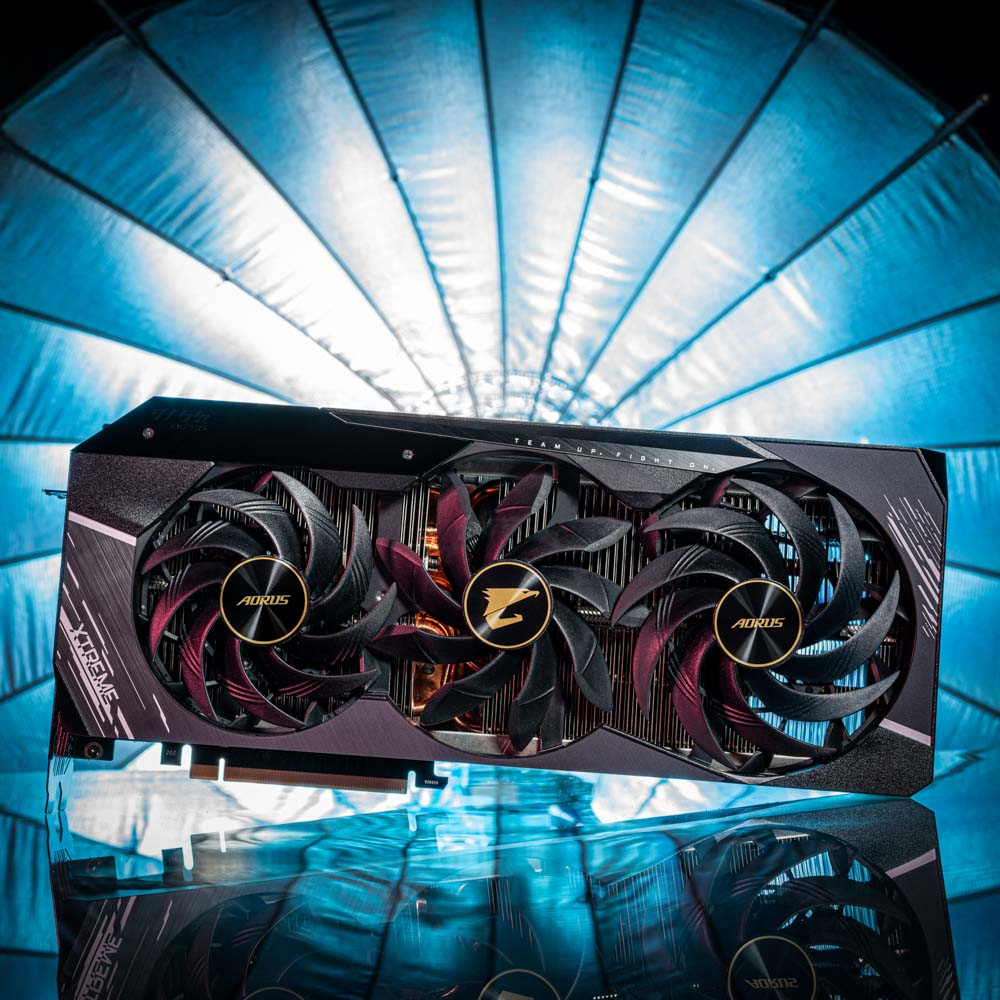 UNBOXING:  First Hand on AORUS RTX 3090 XTREME