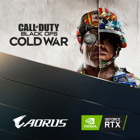 BUY GIGABYTE or AORUS GeFORCE RTX 3080 or 3090 Graphics Card, GET CALL OF DUTY